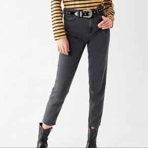 Urban Outfitters BDG Gray Mom Jeans